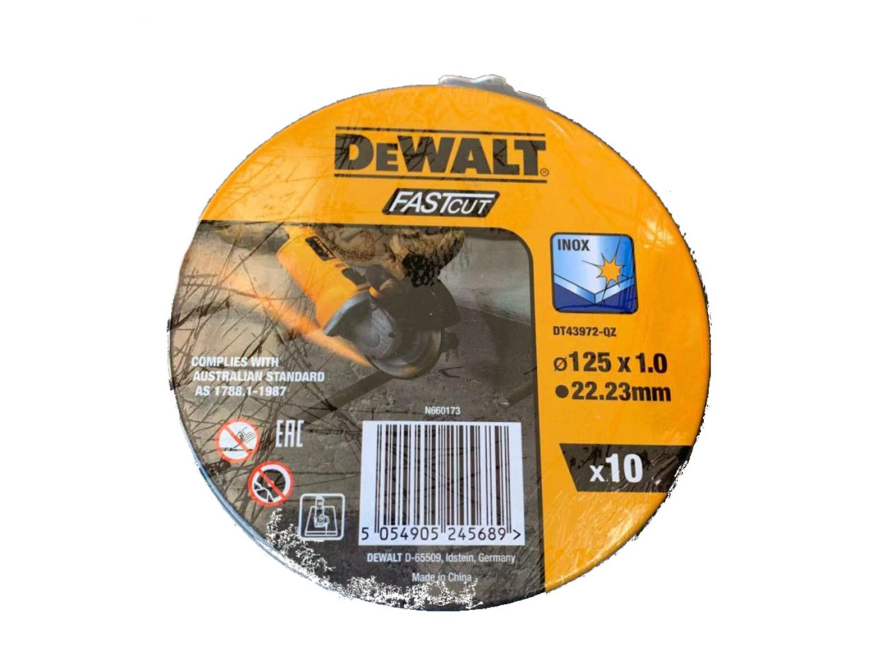 DEWALT CUTTING WHEEL 125MM